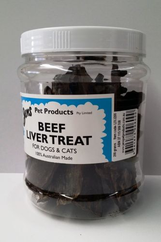 Jens Liver Treat 200g