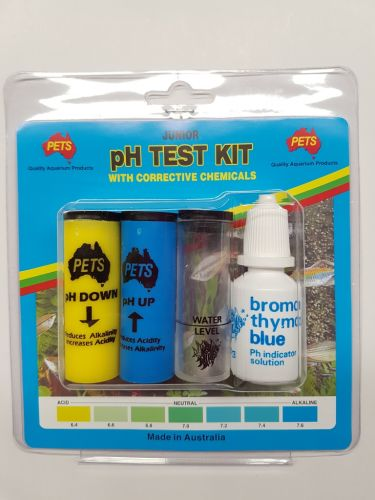 Junior pH Test Kit