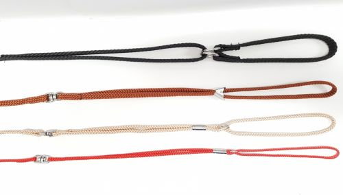 Dog Show Lead Nylon Cord