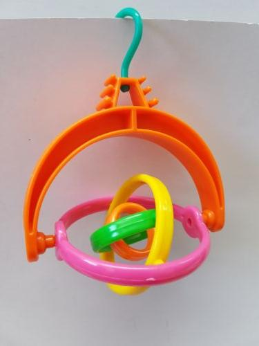 Plastic Spin Rings