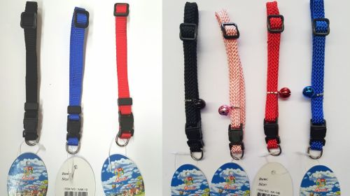 Percell Nylon adjustable collars