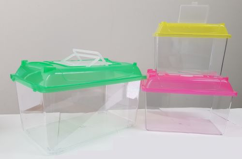 Plastic Tanks with Lids