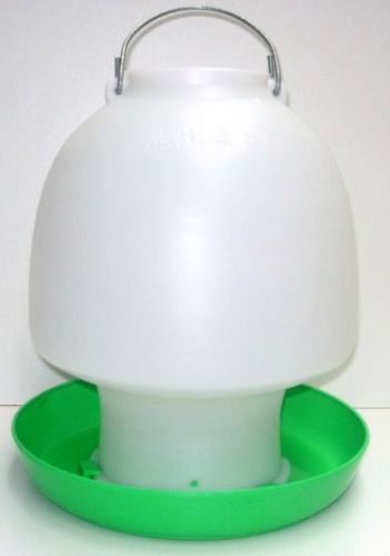Green & White Drinker 6.5 Litre  (POU-113)