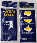 Cat Litter Tray Liner Bags 7 pack
