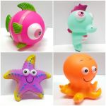 Squeaky Sea Creatures